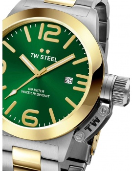 TW-Steel CB62 Canteen 50mm 10ATM