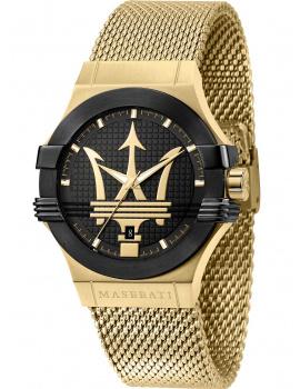 Maserati R8853108006 Potenza men`s watch 42mm 10ATM