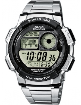 CASIO AE-1000WD-1AVEF Collection 44mm 10ATM
