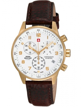 Swiss Military SM34012.07 Chronograph 41mm 5 ATM