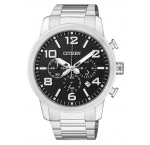 Citizen AN8050-51E Basic Chrono Quarz 42mm 5ATM