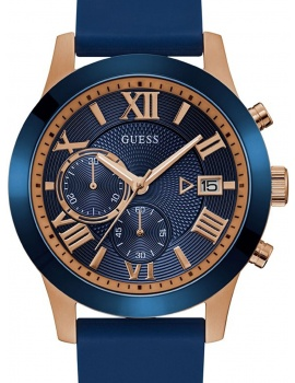 Guess W1055G2 Atlas chronograph 45mm 10ATM
