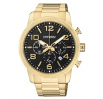 Citizen AN8052-55E Basic Chrono Quarz 42mm 5ATM