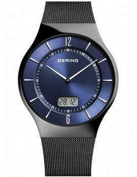 Bering 51640-227 Slim Radio Control Men's 40mm 5 ATM
