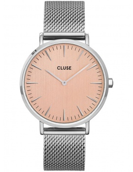 Cluse La Bohème CW0101201026 ladies 38mm 3ATM