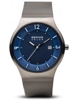 Bering 14440-007 Slnečný pohon Men's 40mm 5ATM