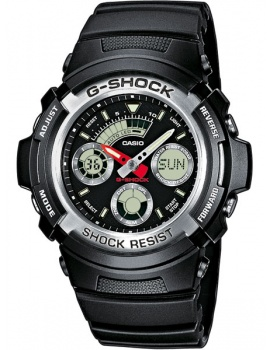 Casio AW-590-1AER G-Shock 46mm 20atm