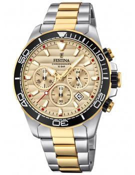 Festina F20363/1 Prestige Chronograph 44mm 10ATM