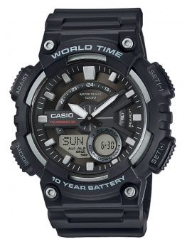 CASIO AEQ-110W-1AVEF Collection 48mm 10 ATM