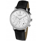 Jacques Lemans N-209ZB Retro Classic Chronograph Unisex 39mm 5ATM
