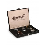 Ingersoll Pocket Watch-Set 5 pcs in collectors box
