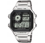 CASIO AE-1200WHD-1AVEF Collection 10 ATM 42mm