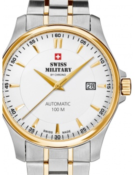 Swiss Military SMA34025.03 Automatic 39mm 10ATM