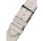 Morellato A01X3688A37026CR14 White Watch Strap 14mm