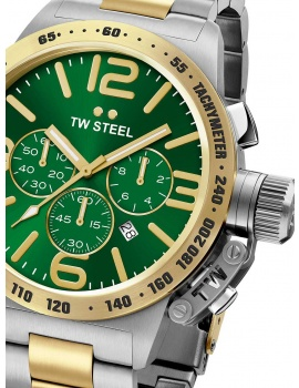 TW-Steel CB63 Canteen Chronograph 45mm 10ATM