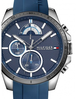 Tommy Hilfiger 1791350 Multifunction Men's 46mm 5 ATM
