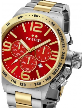 TW Steel CB74 Canteen Bracelet Chronograph 50mm 10ATM