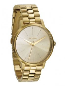 NIXON Kensington A099-502 All Gold Ladies Watch
