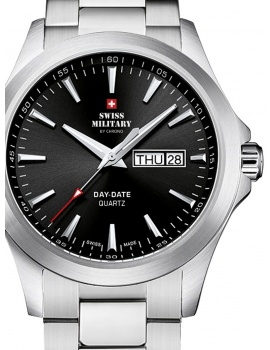 Swiss Military SMP36040.22 Men's 42mm 5ATM
