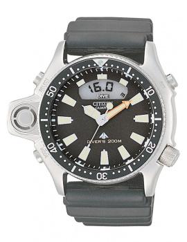 Citizen JP2000-08E Promaster-Marine Diver Watch with depth gauge 20 ATM