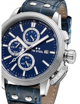 TW Steel CE7008 CEO Adesso Chronograph 48mm 10 ATM