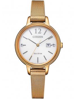 Citizen EW2447-89A Eco-Drive elegance ladies 31mm 5ATM