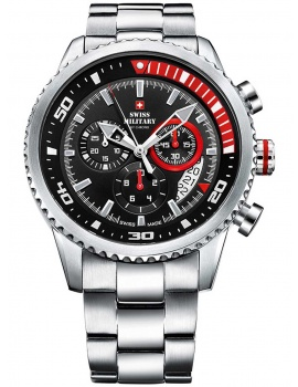 Swiss Military SM34042.03 Chronograph 44mm 10ATM