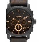 Fossil FS4656 Machine Pánske Chronograph 42mm 5ATM