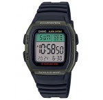 Casio W-96H-3AVEF Collection Pánske 36mm 10ATM