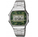 CASIO A168WEC-3EF Collection 36mm 1ATM