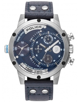 Police PL15983JS.03 Scythe Men's 50mm 5ATM