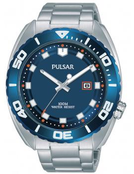 Pulsar PG8281X1 Classic Men's 45mm 10 ATM