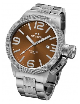 TW Steel CB25 Canteen Automatic Men's 45mm 10ATM