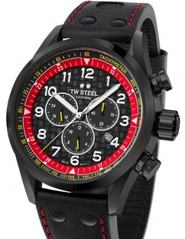 TW Steel SVS303 Special Ed. Chrono Volante 48 mm 10ATM