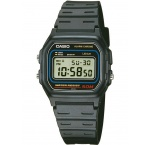 Casio W-59-1VQES Collection men`s 34mm 5ATM