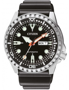 Citizen NH8380-15EE Day-Date Automatické 46mm 10ATM