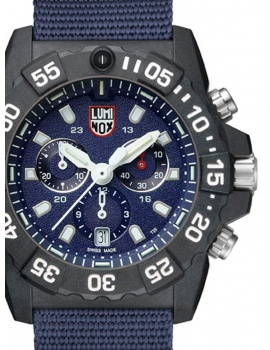 Luminox XS.3583.ND Navy Seal Chronograph 45mm 20 ATM