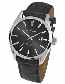 Jacques Lemans 1-1846A Derby Men's Automatic 42mm 10 ATM