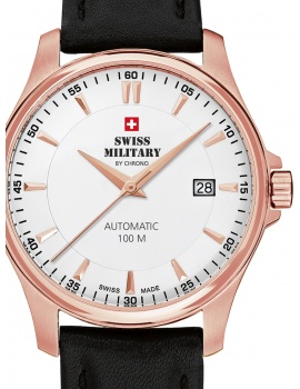 Swiss Military SMA34025.10 Automatic 39mm 10ATM