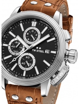 TW Steel CE7004 CEO Adesso Chronograph 48mm 10 ATM