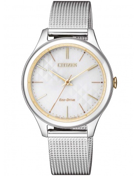 Citizen EM0504-81A Eco-Drive elegance Ladies 32mm 5 ATM