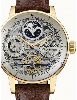 Ingersoll I07704 The Jazz automatic 42mm 5ATM