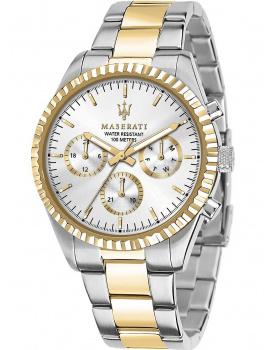 Maserati R8853100021 Competizione men`s watch 43mm 10ATM
