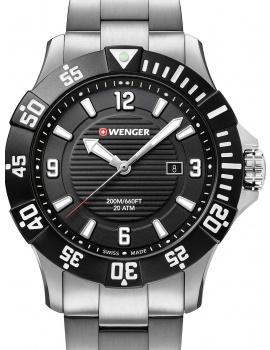 Wenger 01.0641.131 Seaforce Potápačské hodiny 43mm 20ATM