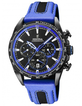 Festina F20351/2 The Originals Chrono 44mm 10ATM