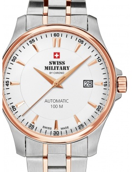 Swiss Military SMA34025.09 Automatic 39mm 10ATM
