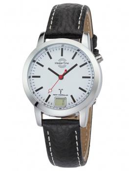 Master Time MTLA-10593-21L Radio Controlled Basic Station Clock Ladies 34mm