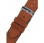 Morellato A01X3688A37042CR14 Brown Watch Strap 14mm