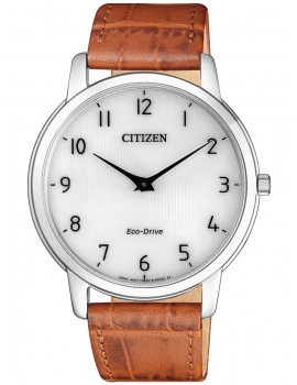 Citizen AR1130-13A Eco-Drive Stiletto Pánske 40mm 3ATM