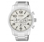 Citizen AN8050-51A Basic Chrono Quarz 42mm 5ATM